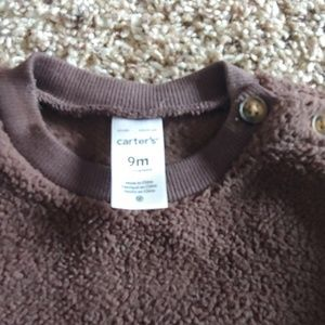 Carter's Matching Sets - Carter's Bear Outfit- baby clothes